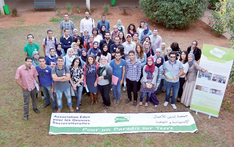 L'association Eden gagne en maturité: Une première décennie réussie