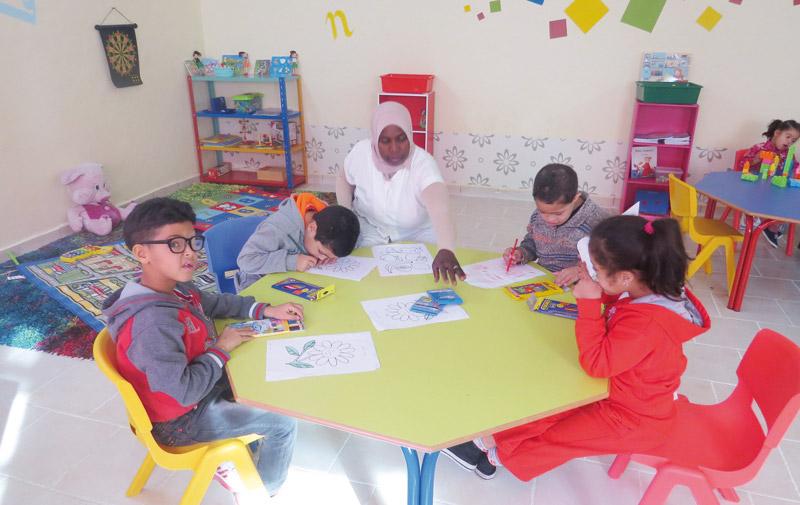 Enfants trisomiques : Un nouveau centre ouvre ses portes  à Casablanca