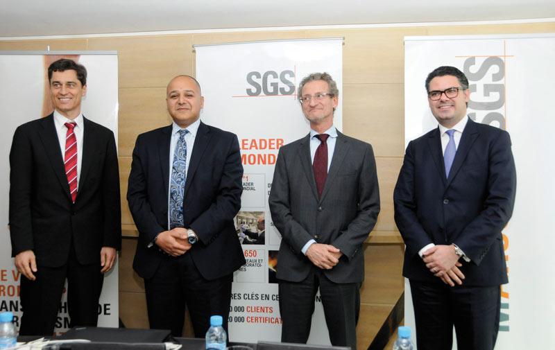 Des révélations de taille pour SGS