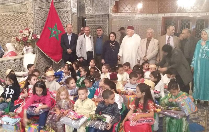 Association Zaouia El Khadra pour l'éducation et la culture: Une fête d'Achoura au goût de la Marche Verte