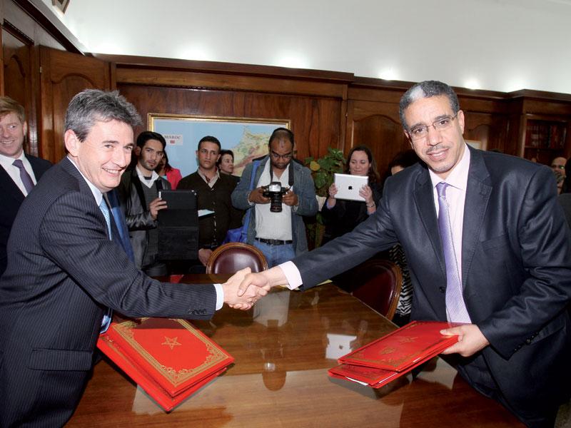 Infrastructures routières : 1,7 milliard de dirhams  de la BEI pour le Maroc