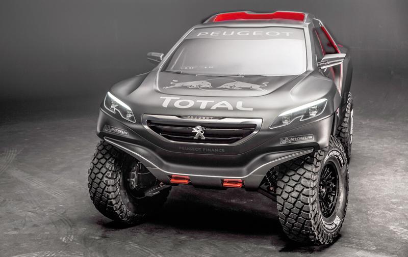 Rallye Paris-Dakar: Peugeot l'emporte !