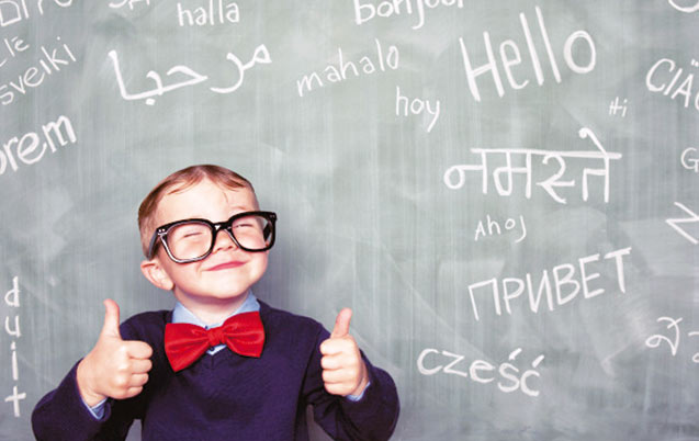 Polyglotte, un atout de plus !