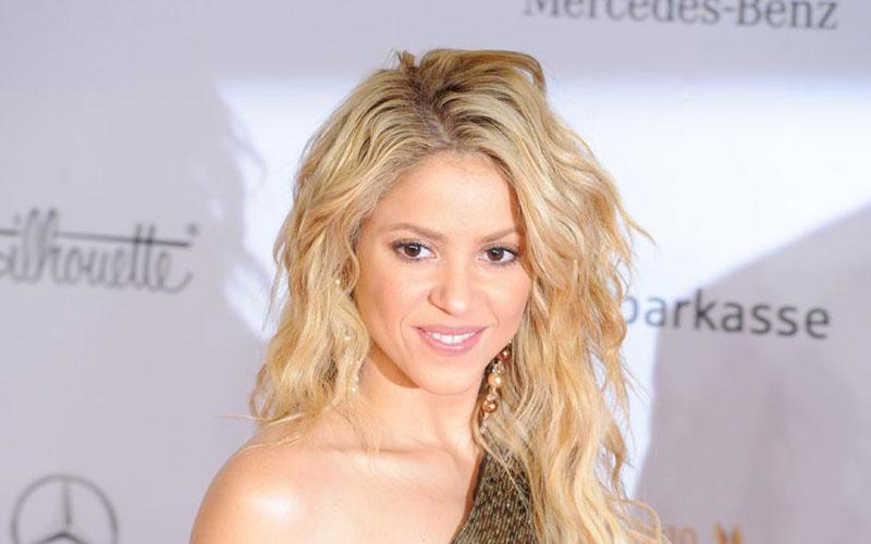 Festival : La star planétaire Shakira à Mawazine à Rabat