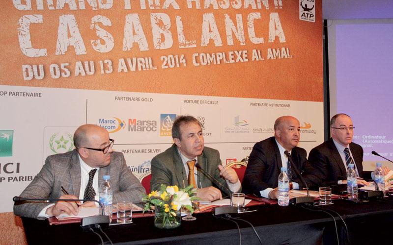 Grand Prix Hassan II de tennis : La raquette marocaine absente