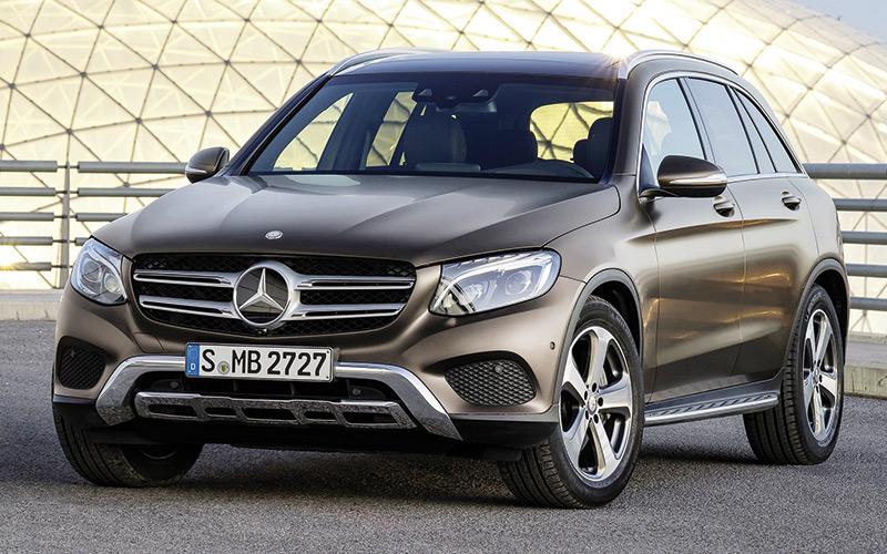 Mercedes GLC : Tout est affaire de style !