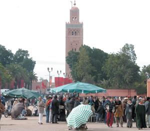 Le Maroc sera la première destination touristique des Européens en 2011