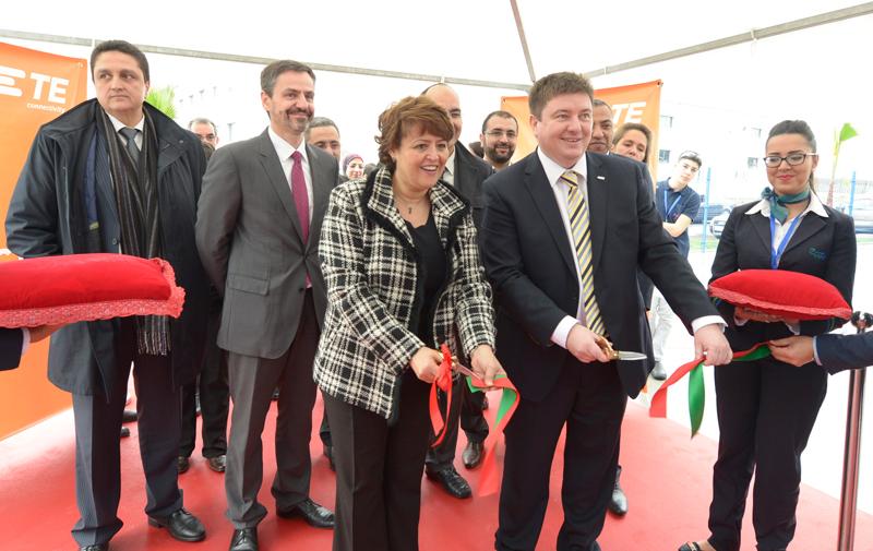 Automobile : La première usine TE Connectivity inaugurée à Tanger