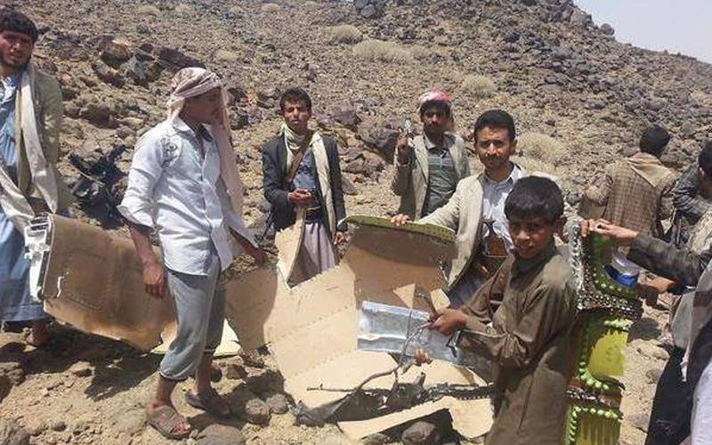 Yémen: les photos du corps du pilote du F-16 marocain publiées par les Houthis