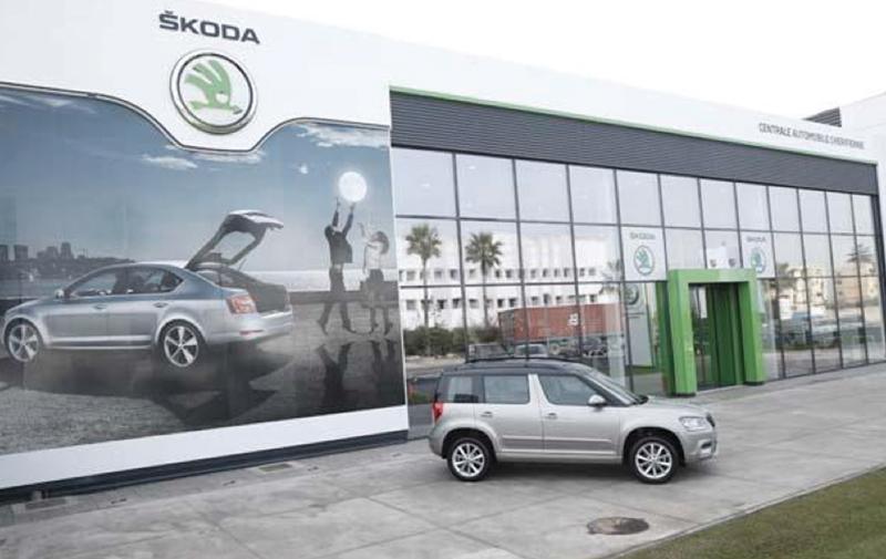 Škoda Maroc: Des projets plein la tête…