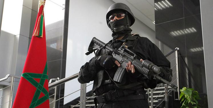 Démantèlement d'une cellule terroriste composée de quatre anciens détenus qui planifiaient une série d'attaques ciblées