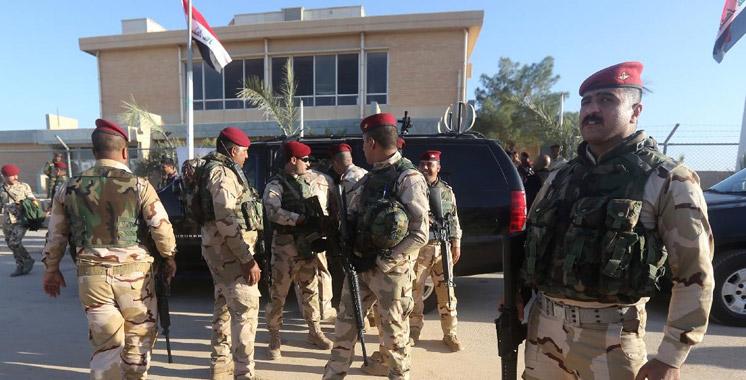Irak : des milliers de soldats mobilisés pour reprendre Mossoul à l'EI