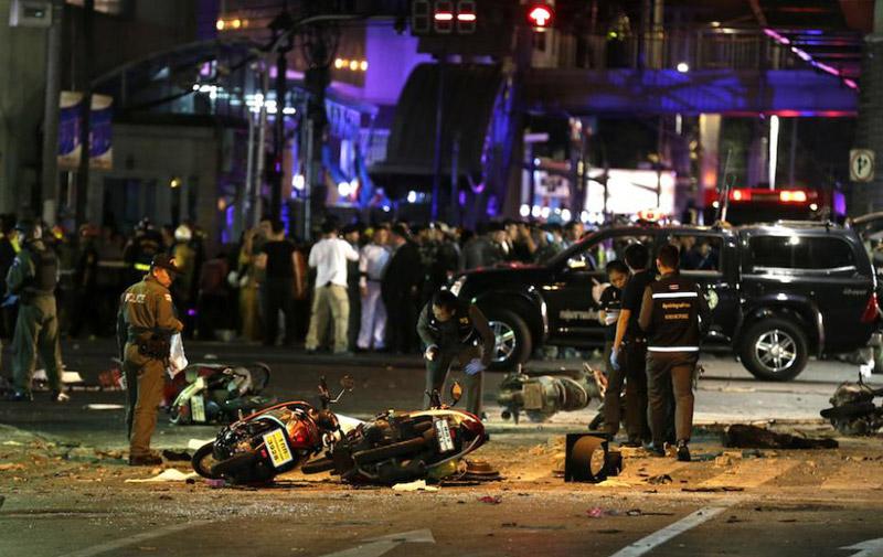 Attentat de Bangkok: l'auteur présumé identifié