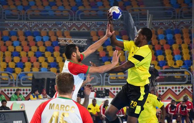 CAN de handball: Maroc éliminé en quarts de finale