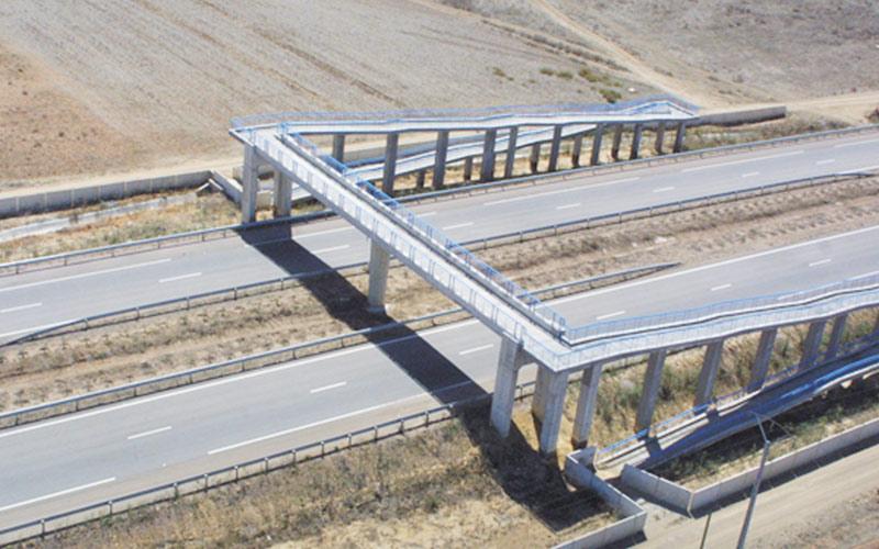 Les travaux de la voie express Taza-Al Hoceima achevés en 2017