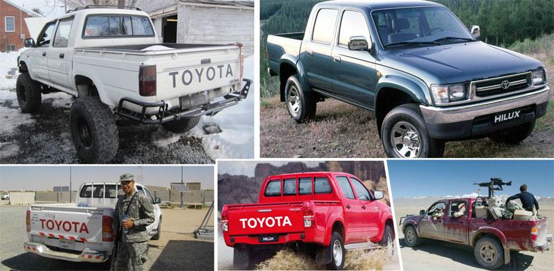 Il était une fois…Toyota Hilux : L'increvable vétéran !
