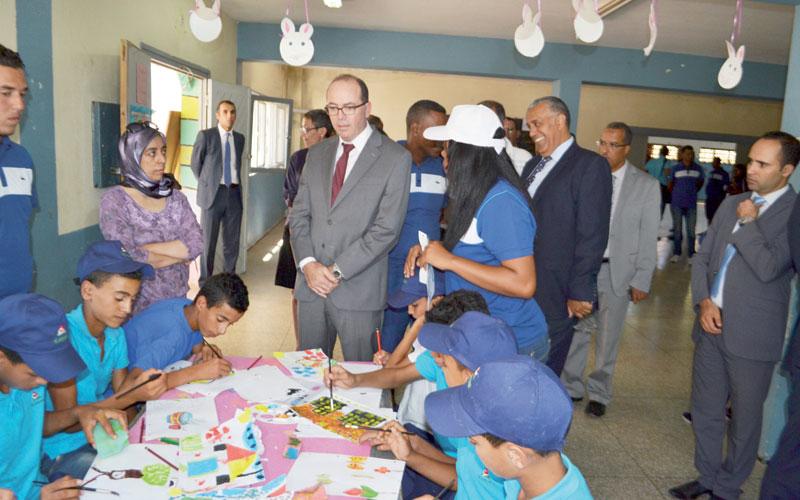 1.200 enfants bénéficiaires des colonies de vacances