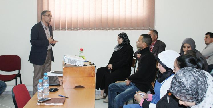 Centre socio-éducatif: Création d'activités génératrices de revenus