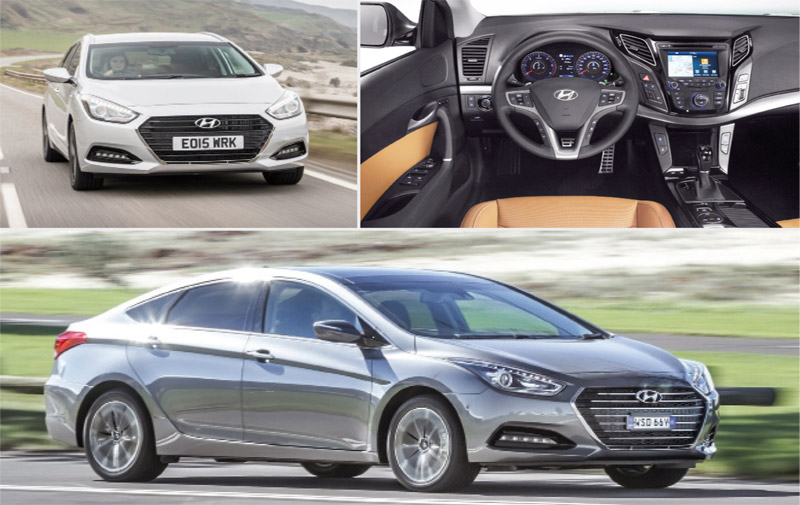 Hyundai i40 2015 : Un bien joli minois !