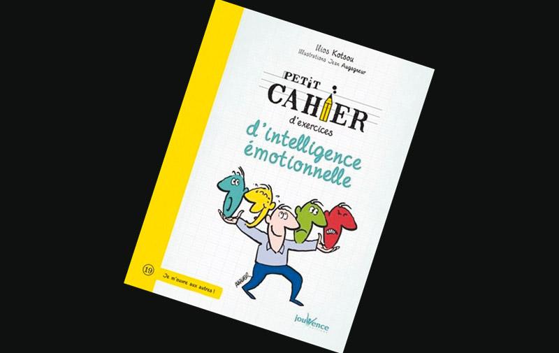 Petit cahier d'exercices d'intelligence émotionnelle de Ilios Kotsou (auteur), Jean Augagneur (Illustrations)