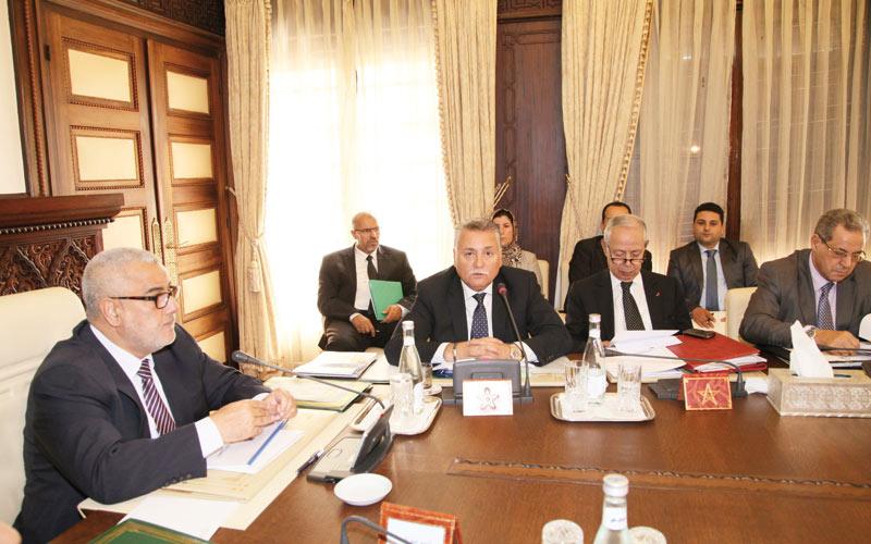 Conseil du gouvernement : Adoption d'un projet de loi relatif aux OPCI