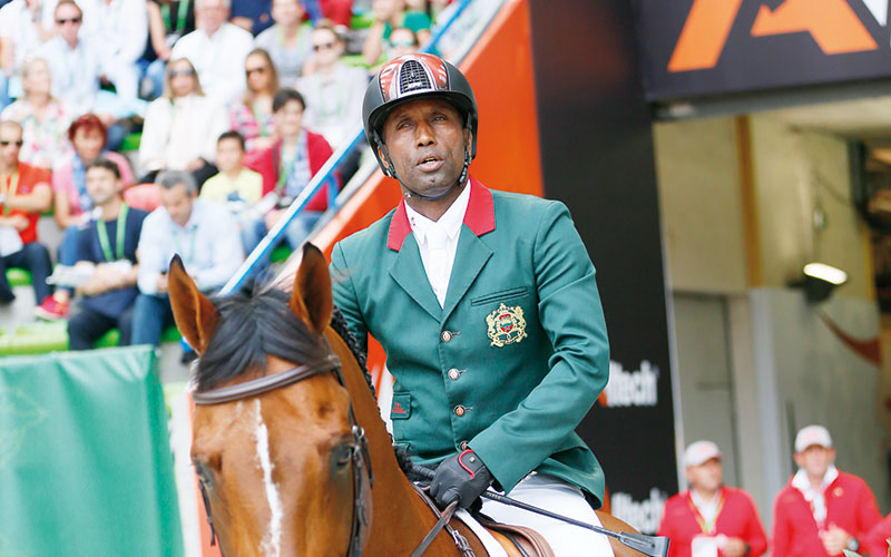 Abdelkbir Ouaddar dans le top 15 mondial