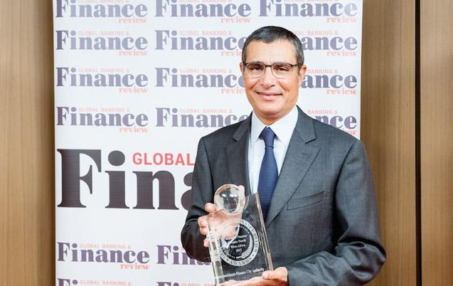Casablanca Finance City primée  à Londres