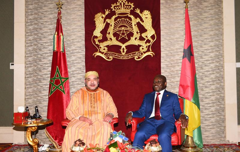 Maroc – Guinée-Bissau: Une visite royale pour tourner la page