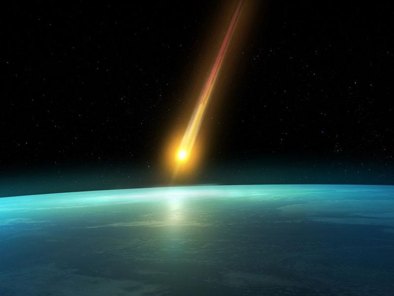 Une météorite tombée au Maroc relance le débat sur la vie extraterrestre