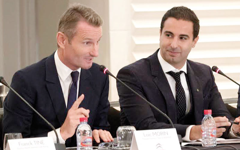 WTCC: Mehdi Bennani rejoint Citroën