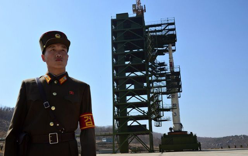 La Chine s'inquiète après un tir nord-coréen de fusée porteuse d'un satellite