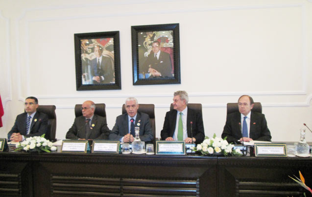 Des parlementaires espagnols en visite de prospection à Tanger