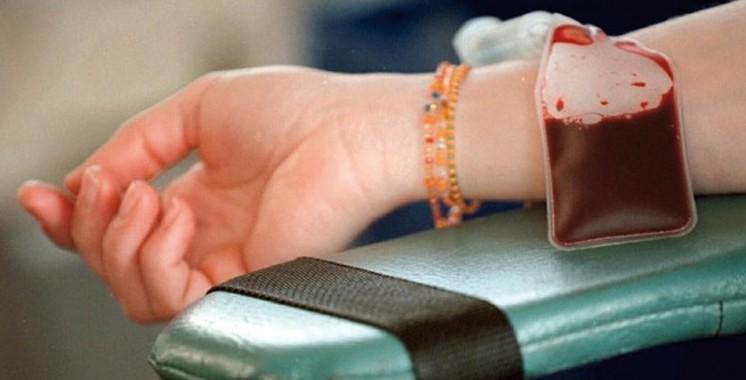 Solidarité / Al Hoceima : Lancement d'une campagne de don de sang