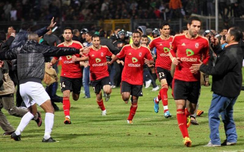 Égypte : Trois ans après le drame de Port-Saïd, les supporters retrouvent les stades