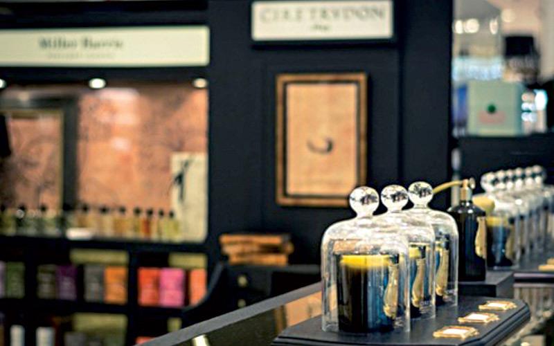 Maroc : La Maison Parfums s'installe aux Galeries Lafayette