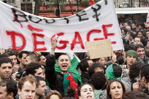 Algérie : L'opposition dans un contexte régional de soif démocratique