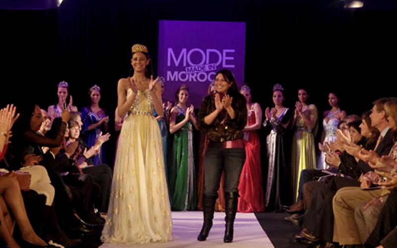 «Sortir du caftan», le défi des stylistes marocains