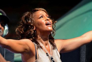Whitney Houston, l'album live