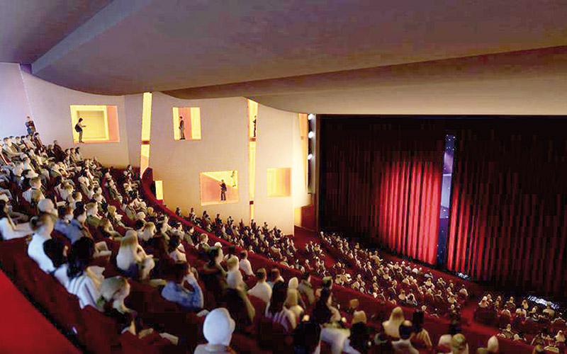 Retrospective 2014: De nouveaux théâtres pour démocratiser l'accès à l'art