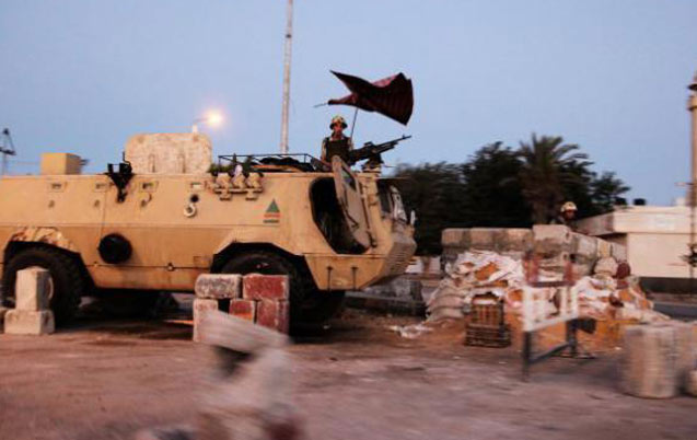 Le Maroc condamne les attentats terroristes au Sinaï