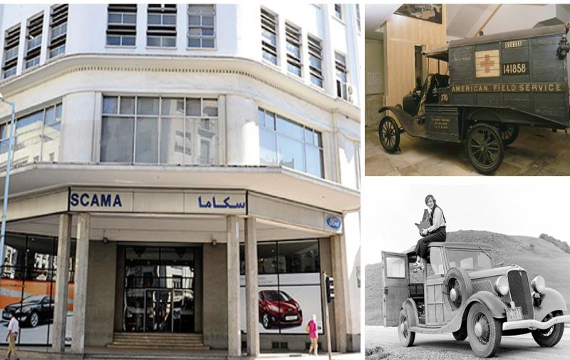 Il était une fois… Auto Hall-Ford : L'histoire d'un précurseur  au Maroc