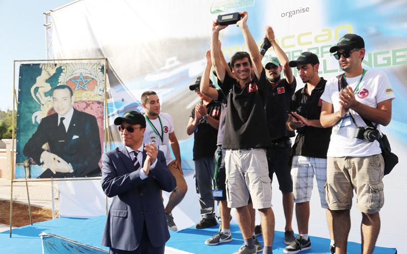 Moroccan Solar Race Challenge: Performances «solaires» pour l'équipe marocaine !