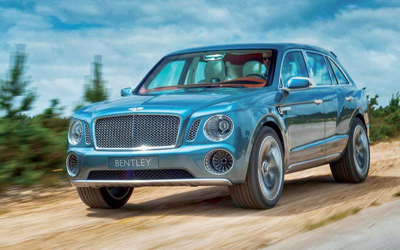 Le premier SUV signé Bentley bientôt au Maroc