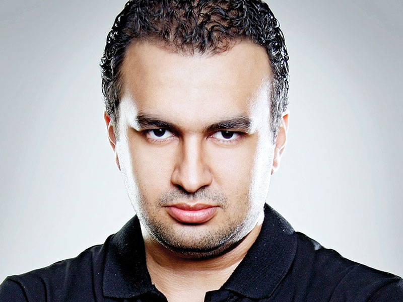 Entretien avec Hisham Amin, critique égyptien