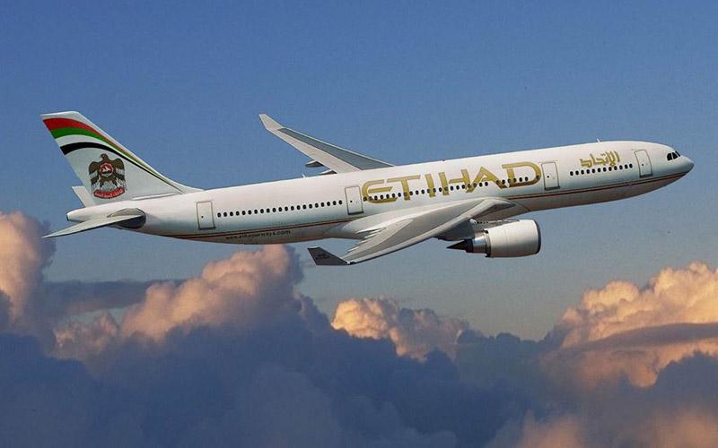 L'innovation technologique en cabines : Etihad Airways primée