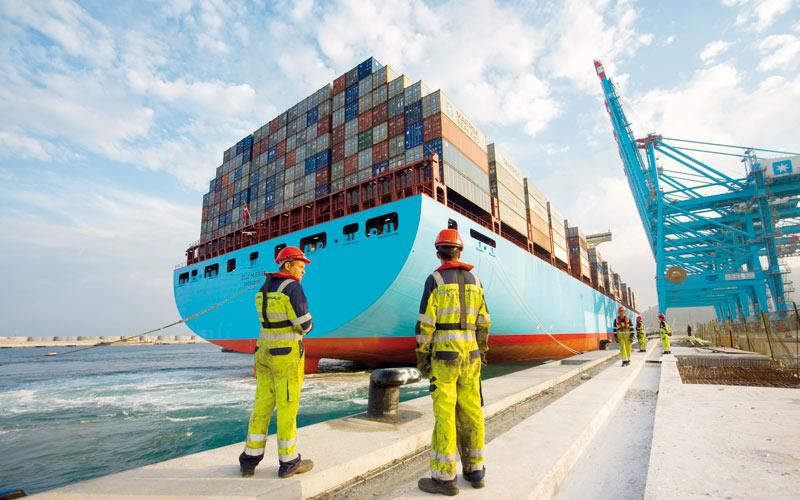 Le trafic portuaire global se dynamise