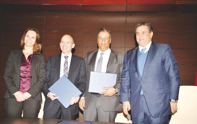 KfW accorde 50 millions d'euros au Crédit Agricole