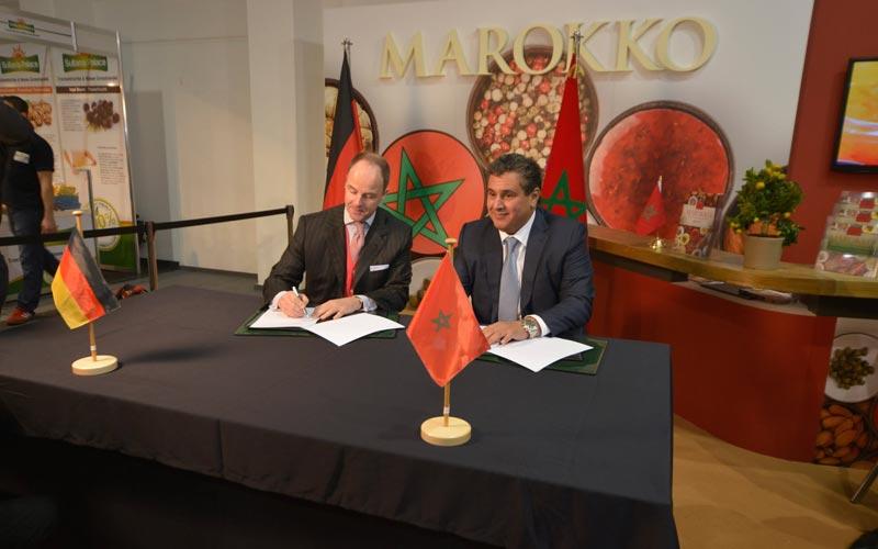 Le Maroc, invité d'honneur à Berlin en 2016