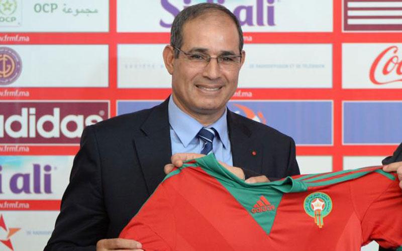Maroc : Zaki a dévoilé une liste de 25 joueurs pour octobre