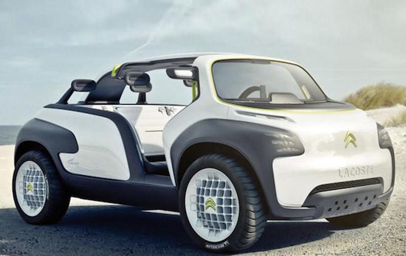 Citroën Mehari: Les premières informations